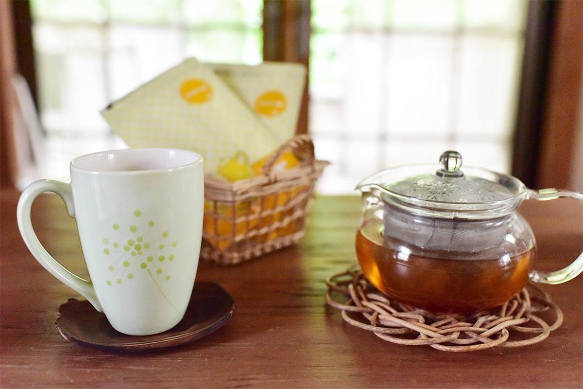 脂肪燃焼茶