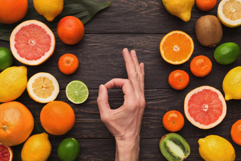 フルーツ青汁に合う食材