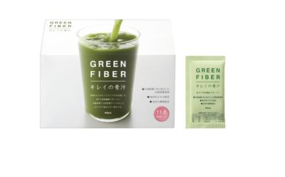 GREEN FIBER キレイの青汁
